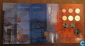 Coins - the Netherlands - Netherlands year set 2003 (Holland Coin Fair)
