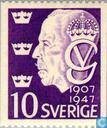 Postage Stamps - Sweden [SWE] - 10 Violet
