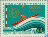 Postage Stamps - Austria [AUT] - World Whitewater Rafting