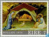 Postage Stamps - Ireland - Paintings