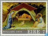 Postzegels - Ierland - Schilderijen