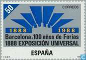 100 years Expo - Barcelona