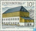 Postage Stamps - Luxembourg - European countryside campaign
