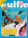 Comics - Kuifje (Illustrierte) - in het gloeiende zand