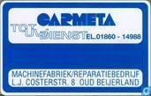 Telefoonkaarten - PTT Telecom - Carmeta tot uw dienst