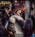 Disques vinyl et CD - Anthrax - Spreading the disease