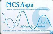 CS Aspa, meten is... weten