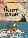 Comic Books - Tintin - De zwarte rotsen