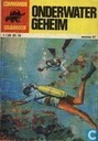 Comic Books - Commando Classics - Onderwater geheim