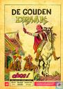 Comics - Corentin - De gouden draak