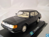 Voitures miniatures - Del Prado - Saab 900S