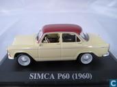 Modelauto's  - Altaya - Simca P60