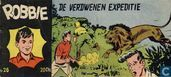Comic Books - Robbie - De verdwenen expeditie