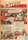 Strips - Sjors van de Rebellenclub (tijdschrift) - 1958 nummer  46