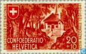 Postage Stamps - Switzerland [CHE] - Kapellen