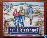 Jeux de société - Elfstedentocht - Het Elfstedenspel