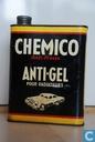 Blikken en trommels - Chemico - Olieblik