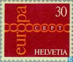 Postage Stamps - Switzerland [CHE] - Europe – Rings