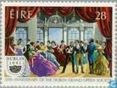 Postage Stamps - Ireland - Cultural Capital