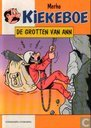 Comic Books - Jo and Co - De grotten van Ann