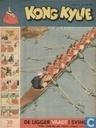 Bandes dessinées - Kong Kylie (tijdschrift) (Deens) - 1950 nummer 14