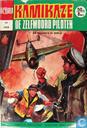 Strips - Victoria - Kamikaze - De zelfmoord piloten