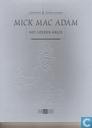 Strips - Mick Mac Adam - Het ijzeren kruis