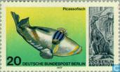 Postage Stamps - Berlin - Aquarium Berlin Zoo