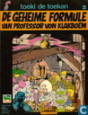 De geheime formule van professor Von Klakboem