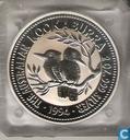 """Australië 2 dollars 1994 """"Kookaburra"""""""