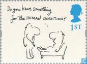 Postage Stamps - Great Britain [GBR] - Cartoons