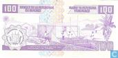 Banknotes - Banque de la République du Burundi / Ibanki ya Republika y'Uburundi - Burundi 100 Francs