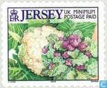 Postzegels - Jersey - Landbouwproducten