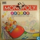 Board games - Monopoly - Monopoly Junior