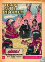 Bandes dessinées - Ohee (tijdschrift) - Terug bij de indianen