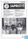 Bandes dessinées - Sapristi!! (tijdschrift) - 18, augustus 2001