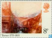 Timbres-poste - Grande-Bretagne [GBR] - Turner, MW