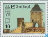 Timbres-poste - Luxembourg - Le patrimoine culturel