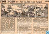 Strips - Bommel en Tom Poes - Tom Poes en het huilen van Urgje