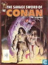 Bandes dessinées - Conan - The Savage Sword of Conan the Barbarian 94