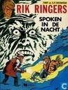Comic Books - Rik Ringers - Spoken in de nacht