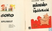 Comics - Goro spijbelt - Goro spijbelt