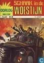 Comic Books - Oorlog - Schaak in de woestijn