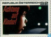 Postage Stamps - Austria [AUT] - Road safety