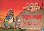 Strips - Bommel en Tom Poes - Tom Puss på Jättarnas Ö