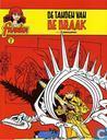 Strips - Franka - De tanden van de draak