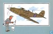 """Bandes dessinées - Kuifjesbon producten - Chromo's """"Vliegtuigen '39-'45"""" 21"""