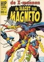 Comic Books - Invasie der spinnemannen - De macht van Magneto