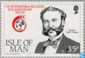 Timbres-poste - Man - Red Cross 1864-1989