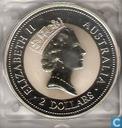 "Münzen - Australien - Australien 2 Dollar 1994 ""Kookaburra"""